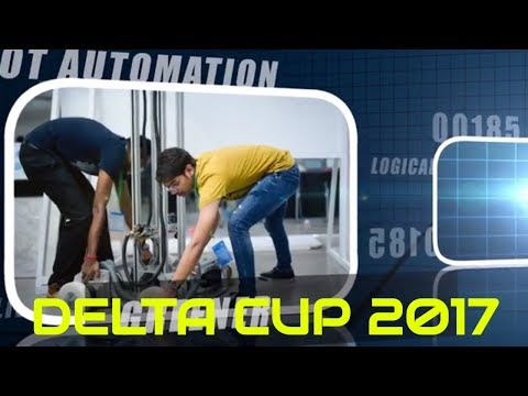 Delta Cup - Delta Automation Innovation Contest 2017