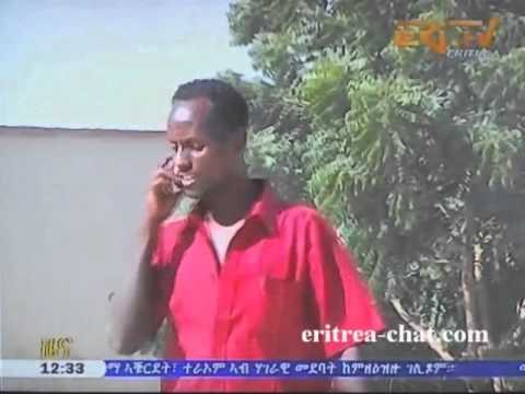 Eritrea TV Zena EriTel Mobile And Telecommunications In Eritrea