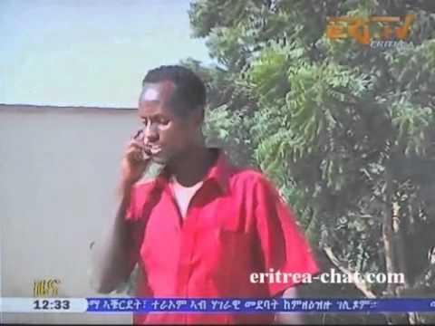 Eritrea TV Zena EriTel Mobile And Telecommunications In Eritrea