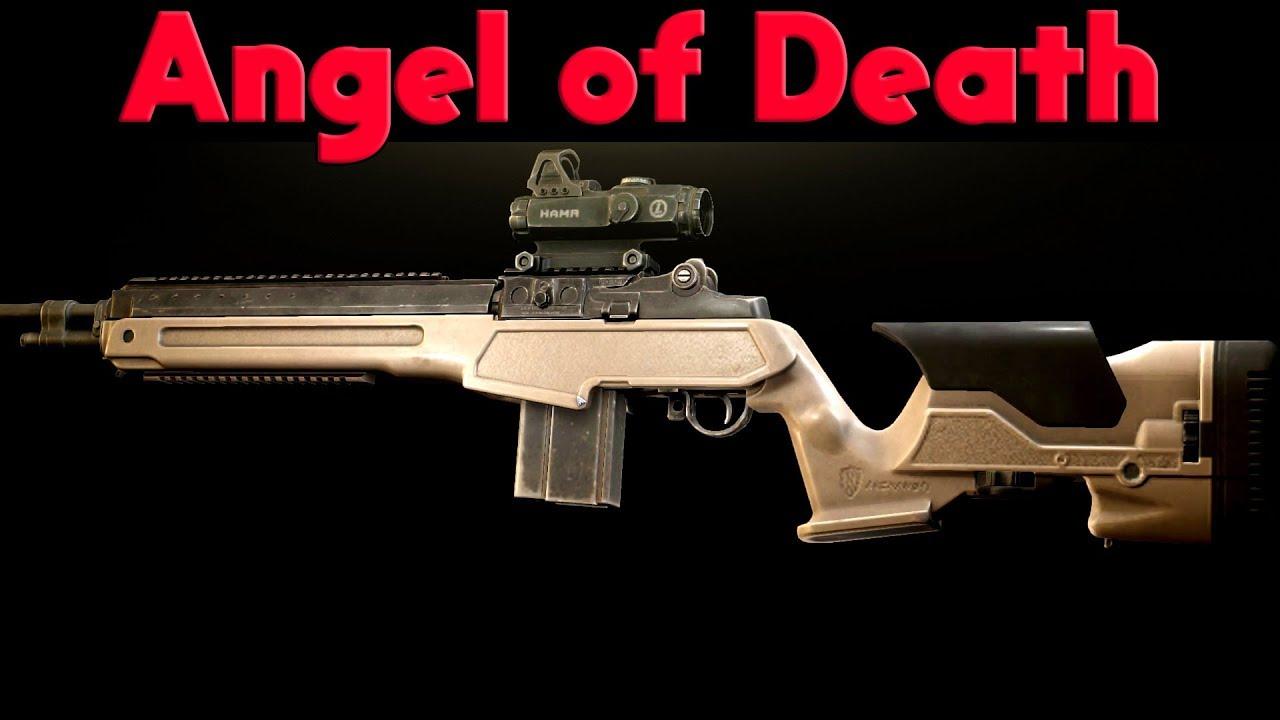 M1A Archangel Loadout! : Escape from Tarkov