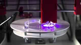3-D Bioprinter