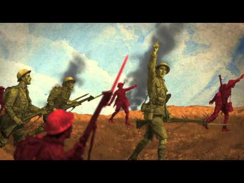 Creative Centenaries - The Battle of the Somme