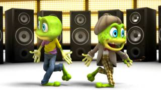 The Crazy Frogs - The Ding Dong Song - New Full Length HD Video thumbnail