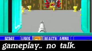 Retro Gameplay #148 - Wolfenstein 3D (Game Boy Advance) [HD]