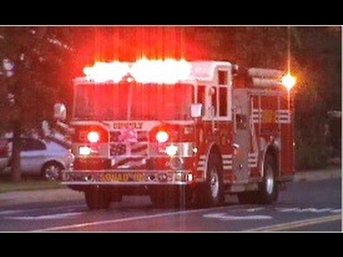 Fire Trucks Responding --BEST OF 2012--