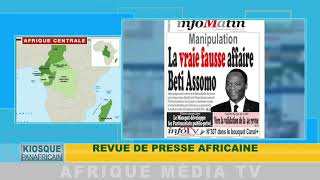 KIOSQUE PANAFRICAIN DU 18 04 2019