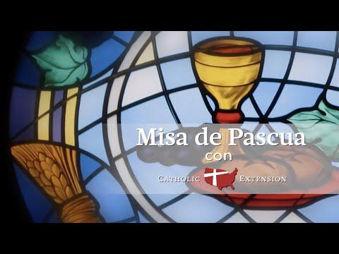 Misa de Pascua - Domingo de Pascua -Parr San Felipe Apostal, Carolina, Puerto Rico