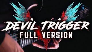 Download lagu Devil Trigger (FULL VERSION)    Metal Cover by RichaadEB (ft. Lollia & LittleVMills)
