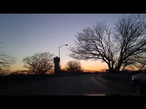 Driving by Rockville Centre,New York