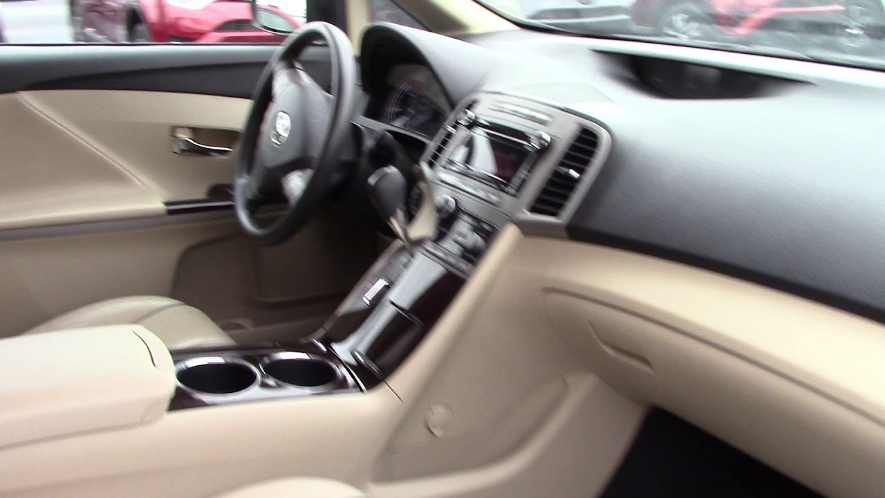 2010 toyota venza wilson nc walkaround youtube. Black Bedroom Furniture Sets. Home Design Ideas