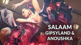 Gipsyland & Anoushka - Salaam [ 2020 ]