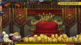 Wario Land: Shake It! - Final Boss - VS the Shake King - 100% Completion