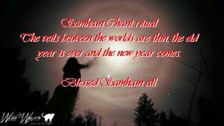 Samhain Chant By Ineatum