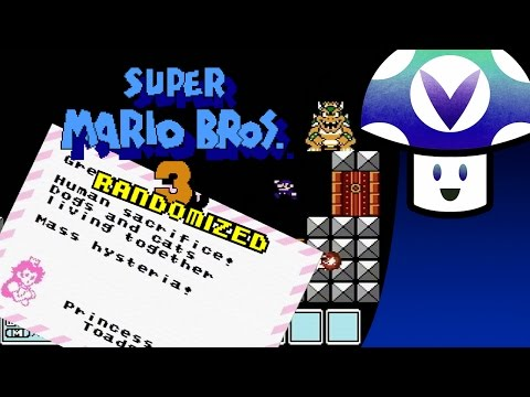[Vinesauce] Vinny - Super Mario Bros. 3: Randomized