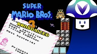 [Vinesauce] Vinny - Super Mario Bros. 3: Randomized