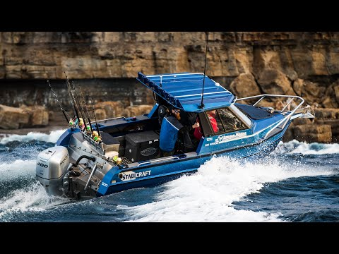 2100 - Stabicraft | Aluminium power boats for sports