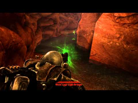Let's Play Heavily Modded Fallout: NV-(HH)-Part 41-Defeating the White Legs