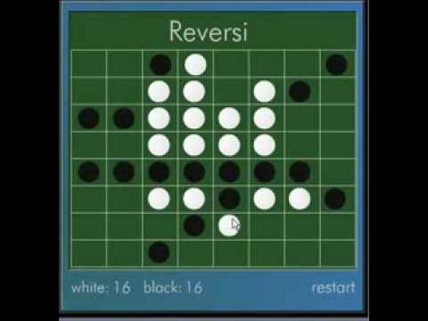 Reversi strategy guide