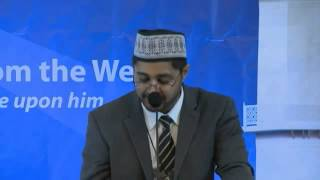Jalsa Salana USA West Coast 2012: Islamic Recipe for Avoiding Society´s Ills