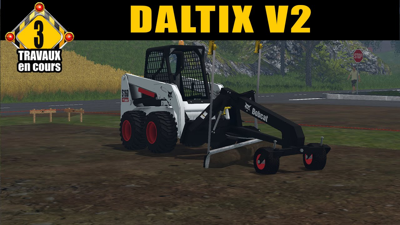 Farming simulator 15 pack vrd by ft modding ep 3 for Pack travaux