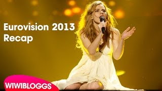 Eurovision 2013 recap: All 39 songs | wiwibloggs