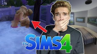 WILD EEN KIND MAKEN IN BUBBELBAD  - The Sims 4 #169