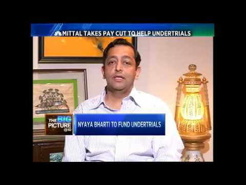 Mittal Takes Pay Cut To Help Undertrials