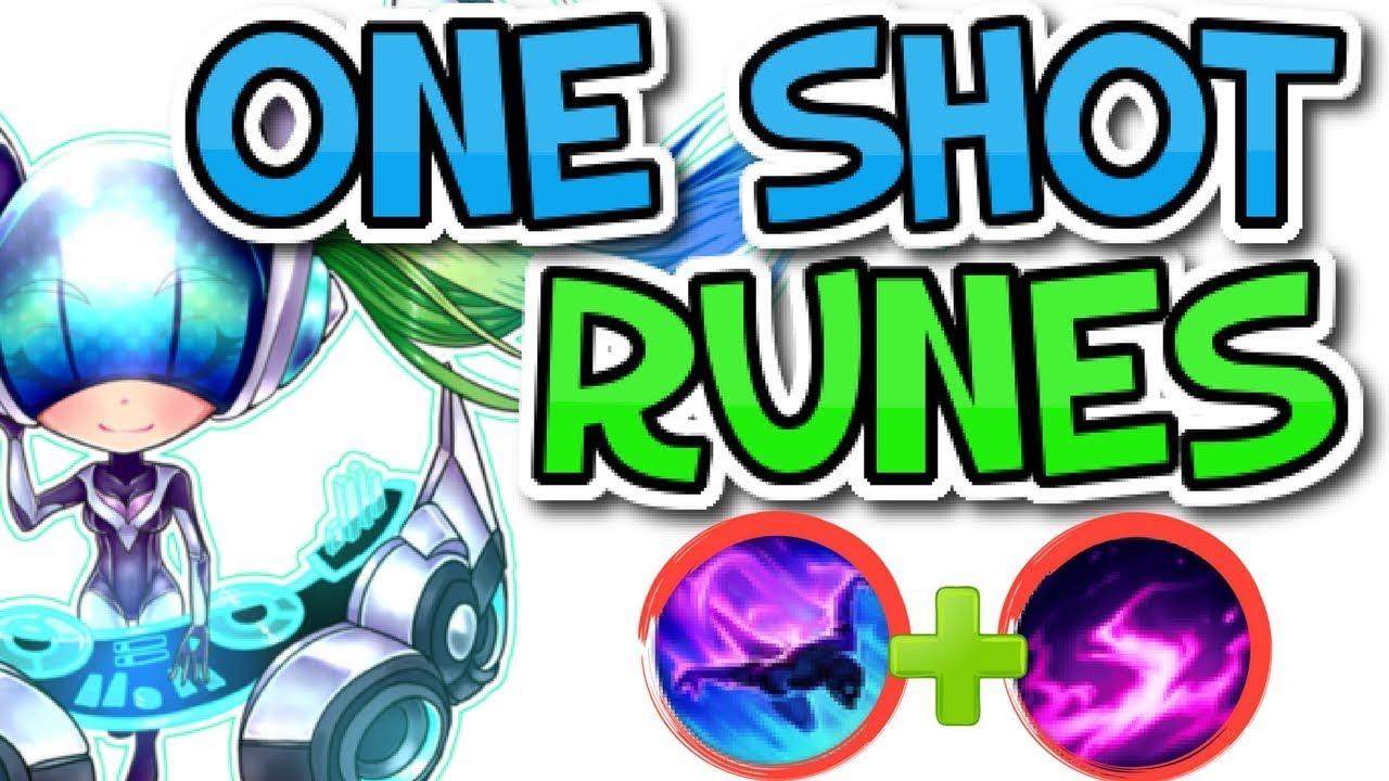The Best Sona Runes For Season 9 Full Ap Sona Support