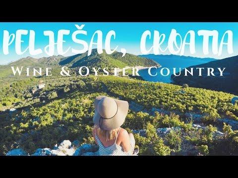 Pelješac, Croatia: Exploring Wine and Oyster Country