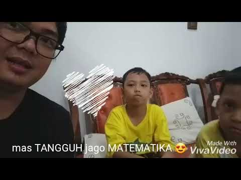 Video Lucu..jago Berhitung Matematika - TANGGUH SATRIA PUTRA