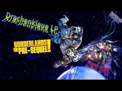 LPT Borderlands The-Pre Sequel [HD-DE]  #011 ► Schei... Oz Kit