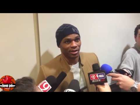 Russell Westbrook Says Tim Duncan Is The Greatest Power Forward Ever. HoopJab Boxning