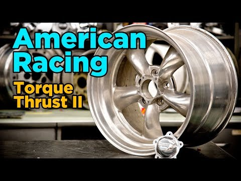 American Racing Torque Thrust 2 Wheel Review