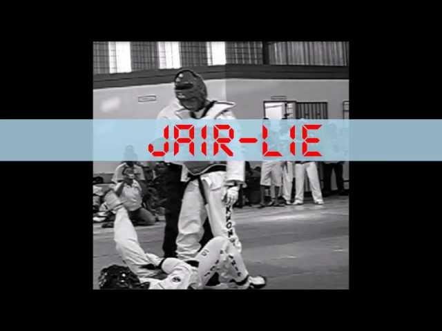 Jair-Lie tijdens Arthy lie's Middelbare scholen toernooi!