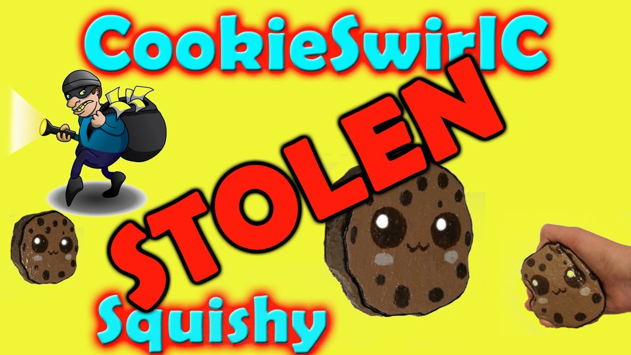 Cookie Swirl C Squishy Stolen From The Shopnow Playhouse Inspired By CookieSwirlC Shopkin Videos