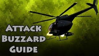 GTA 5 Online: Attack Buzzard Pilot Guide
