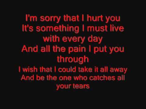The reason is you lyrics