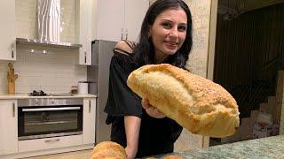 Долгожданный рецепт моего хлеба