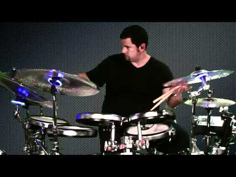 gen 16 russ miller ae cymbal system full demo youtube. Black Bedroom Furniture Sets. Home Design Ideas