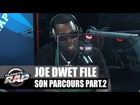 Youtube: Joé Dwèt Filé – Son PARCOURS (partie 2): son ancien groupe, Ronisia, son album… #PlanèteRap