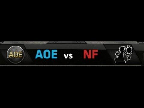 AOE vs NF NA Challenger Summer 2014  - Play In Necrofantasian vs AREA OF EFFECT