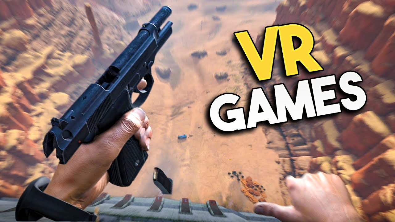 Top 15 New Vr Games For Android 2020 Best Vr Games For Android Youtube