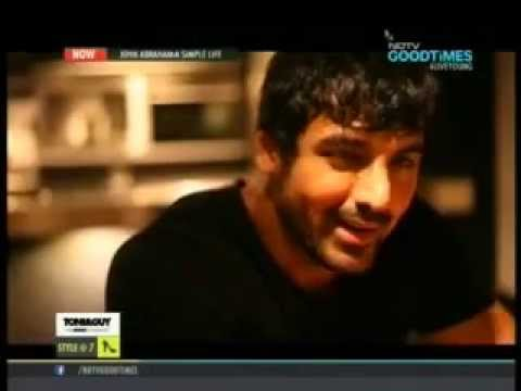 John Abraham - A Simple Life by ndtv good times Episode - 3