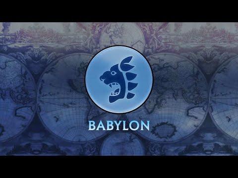 Civilization 6 BABYLON Announcement Trailer Breakdown & Analysis! |