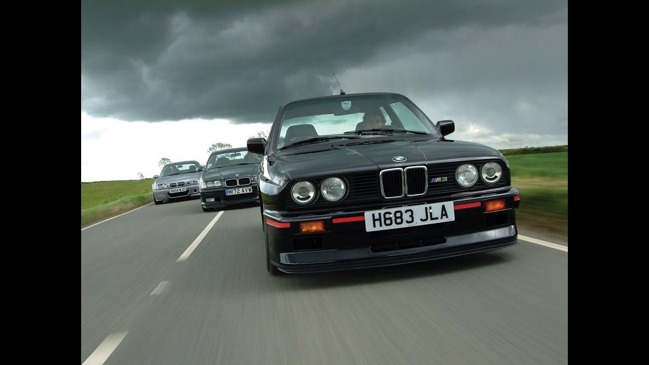 Original BMW E30 commercial M40 engine - YouTube