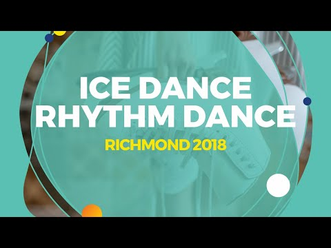 Konkina Ksenia / Vakhnov Alexander (RUS) | Ice Dance Rhythm Dance | Richmond 2018