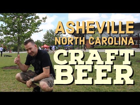 Charlotte To Asheville, NC Craft Beer Tour With Sportslink