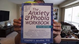 Parenting Book Suggestion   Edmund J. Bourne - The Anxiety & Phobia Workbook