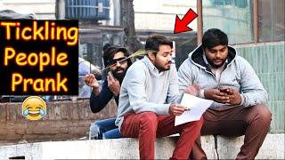 Funny Tickling Prank | Pranks in Pakistan | LahoriFied