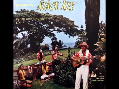 Gabby Pahinui - Hawaiian Slack Key Guitar Vol 1 - Side A